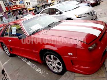 Ford Mustang GT usado (1981) color Rojo precio u$s4,500