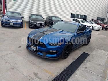 Foto venta Auto Seminuevo Ford Mustang Shelby GT350 (2017) color Azul precio $870,000