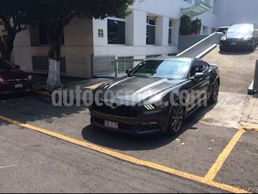 Foto venta Auto Usado Ford Mustang V8 TA 5.0L (2016) color Gris precio $499,900