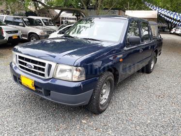 Ford Ranger 2.2L 4x2 XL usado (2004) color Azul precio $25.000.000