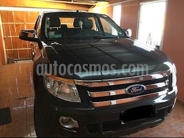Ford Ranger 2.5L XLT 4x2 usado (2014) color Gris precio $13.000.000