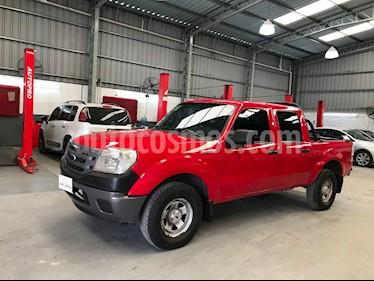 Foto venta Auto usado Ford Ranger 3.0 Cd Xl Mp3+4x2 (2009) color Rojo precio $340.000