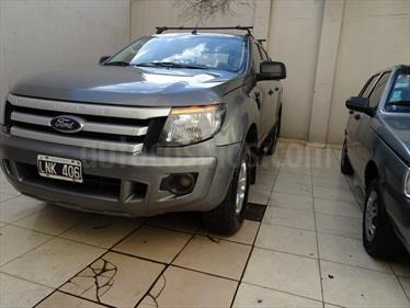 Foto venta Auto usado Ford Ranger 3.2 TDCi C/Doble 6MT 4x2 XLS (L12) (2012) color Gris precio $430.000