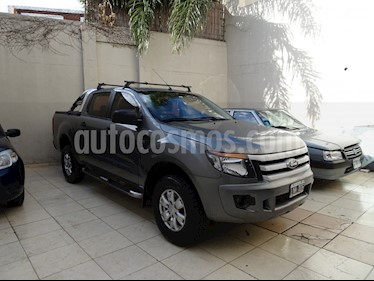 Foto venta Auto usado Ford Ranger 3.2 TDCi C/Doble 6MT 4x2 XLS (L12) (2012) color Gris precio $485.000