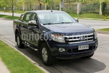 Ford Ranger 3.2L XLT Diesel 4x2 usado (2013) color Azul precio $11.790.000