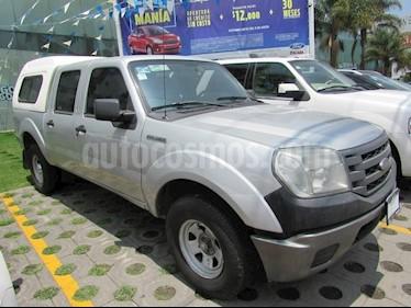 Foto venta Auto Usado Ford Ranger 4 PTS. XL CREW CAB, L4, TM5 (2012) color Plata precio $170,000