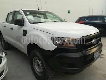 Foto venta Auto Seminuevo Ford Ranger 4 PTS. XL CREW CAB, L4, TM5 (2017) color Blanco precio $308,000