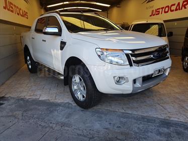 Foto venta Auto usado Ford Ranger C/Doble 4x4 Limited MT6 Diesel 3.2 (200cv) (2015) color Blanco precio $610.000