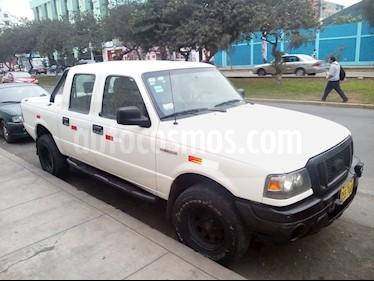 Ford Ranger Doble Cabina 4x2 L4,2.5i,8v S 1 3 usado (2006) color Blanco precio u$s7,000