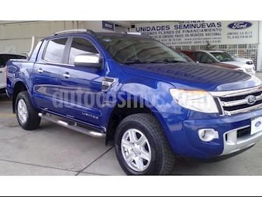 Foto venta Auto Seminuevo Ford Ranger Limited  Crew Cab LTD 4X2 (2016) precio $328,000