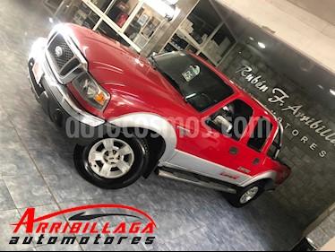 Foto venta Auto Usado Ford Ranger Limited 3.0L 4x4 TDi CD (2005) color Rojo Italia precio $310.000