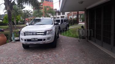 Foto venta Auto usado Ford Ranger Limited 3.2L 4x4 TDi CD Aut (2015) color Blanco Oxford precio $650.000