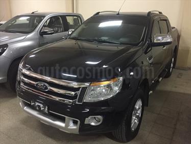 foto Ford Ranger Limited