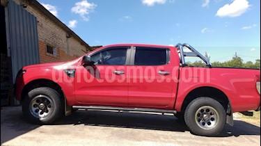 Foto venta Auto usado Ford Ranger XL 2.2L 4x2 TDi CD Safety (2012) color Rojo precio $360.000