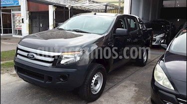 Foto venta Auto Usado Ford Ranger XL 2.2L 4x2 TDi CD Safety (2013) color Gris Mercurio precio $449.900