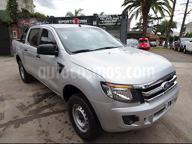 Foto venta Auto Usado Ford Ranger XL 2.5L 4x2 CD Safety (2014) color Gris Zinc precio $475.000