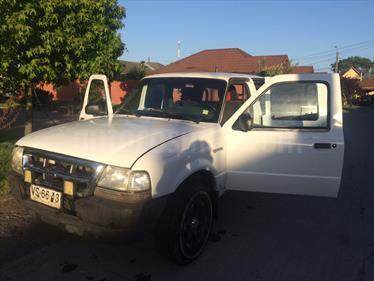 Foto venta Auto Usado Ford Ranger XL 2.8L 4x2 Diesel (2003) color Blanco Alaska precio $4.400.000