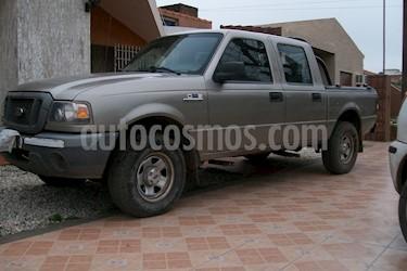 Foto venta Auto Usado Ford Ranger XL 4x2 CD (2005) color Beige Pimienta precio $250.000