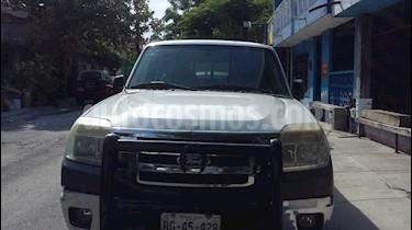 Foto venta Auto Seminuevo Ford Ranger XL Cabina Doble Ac (2011) color Blanco precio $175,000
