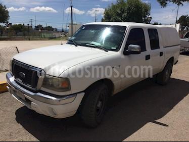 Foto venta Auto usado Ford Ranger XL Cabina Doble (2007) color Blanco precio $105,000