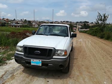 Foto venta Auto Usado Ford Ranger XL Cabina Regular LWB (2009) color Blanco Oxford precio $99,000