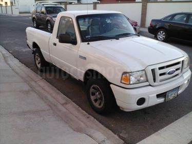 Foto venta Auto usado Ford Ranger XL Cabina Regular (2008) color Blanco precio u$s6,500