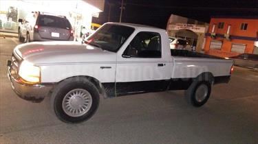 Foto venta Auto Seminuevo Ford Ranger XL Cabina Regular (1998) color Blanco Oxford precio $47,000