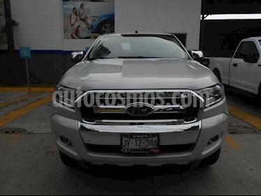 Foto venta Auto Seminuevo Ford Ranger XL Crew Cab 4-ptas (2017) color Blanco precio $335,000