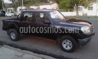 Foto venta Auto Usado Ford Ranger XL Plus 3.0L 4x2 TDi CD (2011) color Negro