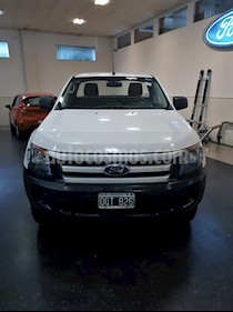 Foto venta Auto Usado Ford Ranger XL Plus 3.0L 4x4 CD (2015) color Blanco Oxford precio $450.000