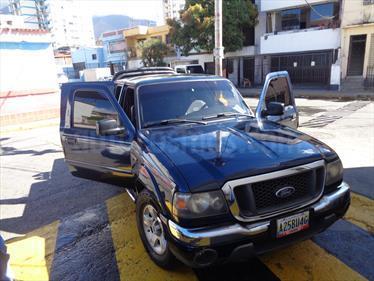 Foto venta carro usado Ford Ranger XL Sinc. Doble Cab. 4x2 (2007) color Azul precio u$s4.000
