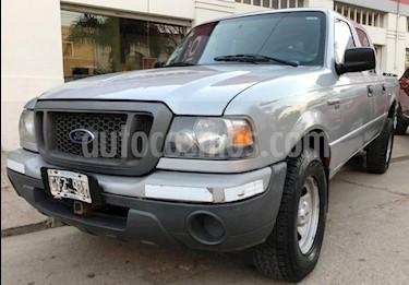 Foto venta Auto usado Ford Ranger XLS 3.0L 4x2 TDi CD (2008) color Gris Claro precio $268.000