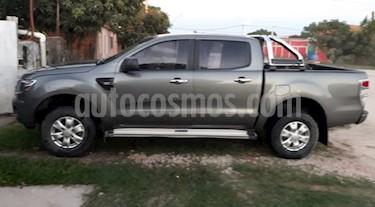 Foto venta Auto Usado Ford Ranger XLS 3.2L 4x2 TDi CD (2012) color Gris