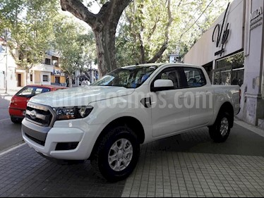 Foto venta Auto Usado Ford Ranger XLS 3.2L 4x4 TDi CD  (2018) color Blanco