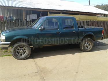 Foto venta Auto usado Ford Ranger XLT 2.5L 4x2 (1999) color Verde Oceano precio $2.800.000
