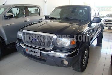 Foto venta Auto Usado Ford Ranger XLT 3.0L 4x2 TDi CD (2008) color Negro precio $190.000