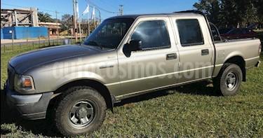 Foto venta Auto usado Ford Ranger XLT 3.0L 4x4 TDi CD (2006) color Beige precio $250.000