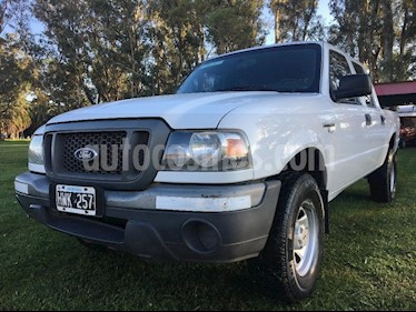 Foto venta Auto usado Ford Ranger XLT 3.0L 4x4 TDi CD (2009) color Blanco precio $280.000