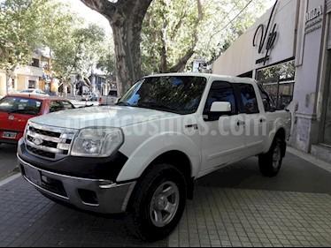Foto venta Auto Usado Ford Ranger XLT 3.0L 4x4 TDi CD (2010) color Blanco precio $425.000