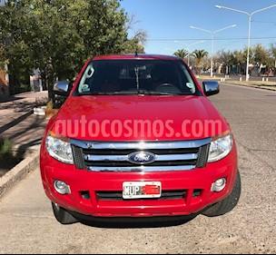 Foto venta Auto Usado Ford Ranger XLT 3.2L 4x2 TDi CD 2015/2016 (2013) color Rojo Bari precio $510.000