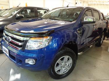 Foto venta Auto Usado Ford Ranger XLT 3.2L 4x2 TDi CD  (2013) color Azul precio $468.000