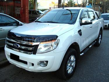 Foto venta Auto usado Ford Ranger XLT 3.2L 4x4 TDi CD (2013) color Blanco Oxford precio u$s22.000