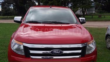 Foto venta Auto usado Ford Ranger XLT 3.2L 4x4 TDi CD (2012) color Rojo precio $630.000