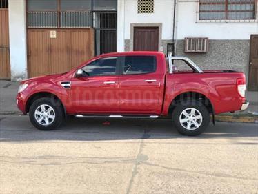 Foto venta Auto Usado Ford Ranger XLT 3.2L 4x4 TDi CD (2014) color Rojo precio $470.000