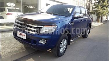 Foto venta Auto Usado Ford Ranger XLT 3.2L 4x4 TDi CD (2013) color Azul precio $560.000