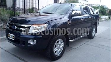 Foto venta Auto usado Ford Ranger XLT 3.2L 4x4 TDi CD (2015) color Azul precio $730.000