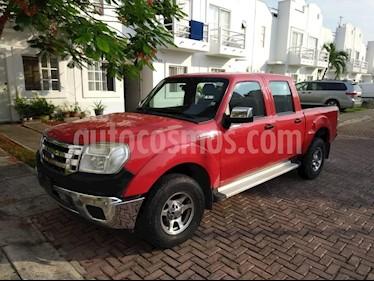 Foto venta Auto usado Ford Ranger XLT Cabina Doble Ac (2012) color Rojo precio $165,000