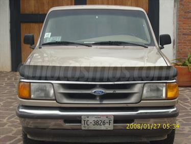 foto Ford Ranger XLT Cabina Regular LWB
