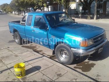 Foto venta Auto Usado Ford Ranger XLT Supercab (1996) color Azul