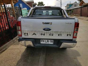 Ford Ranger Xlt usado (2013) color Gris precio $11.000.000